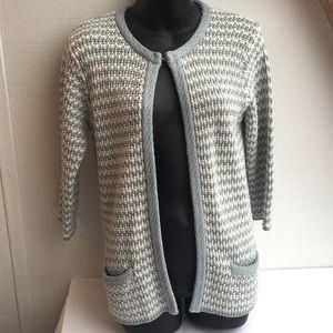 WOOLOVERS sweater linen/cotton